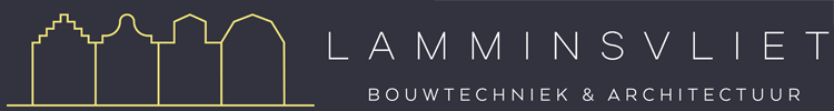Architectuur en Bouwkundig Adviesbureau | Lamminsvliet Logo